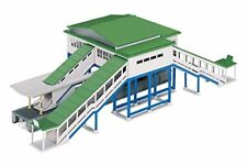 Kato N Scale Structure 23-200 The Station Building On Bridg 4952844232009