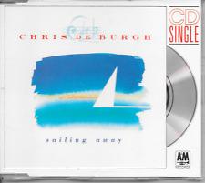 "CHRIS DE BURGH - Sailing away 3"" Inch CD SINGLE 2TR Germany 1988 (A&M Records)"