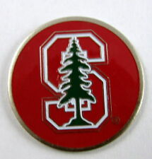 5 NCAA Collegiate Golf Ballmark Ballmarker Ball Mark Stanford Cardinal Tree
