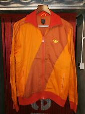 "adidas ""Materials Of The World Thailand"" 2006 Track Top Jacket - Orange Medium"