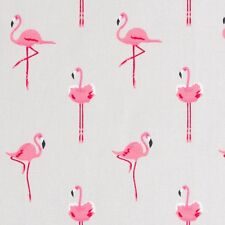 Roman Blind Sophie Allport Flamingo Interlined Mechanised Track MTM