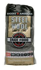 Rhodes American Steel Wool Fine No. 0000 Case of 6