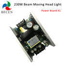 Professional Power Board for 230W Beam Moving Head Light 1pcs