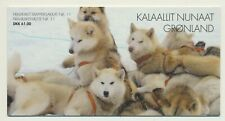 GREENLAND. 2003. Stamp Booklet Sledge Dogs, MNH (FH11)