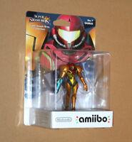 Amiibo Super Smash Bros Series Figure Nintendo Wii U No. 7 Samus
