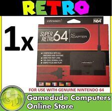 Retro-bit Super Retro64 Replacement AC Adapter 5ft MODEL : 061015 0528206 [F03]