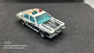 1987 MATCHBOX FORD LTD  POLICE CAR