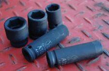 """ATD Tools 4321 1/2"""" Drive 6-point Deep Métrico toma de impacto - 21mm"""