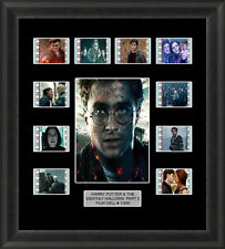 Harry Potter and the Deathly Hallows Part 2 Framed 35mm Film Cell Memorabilia v4