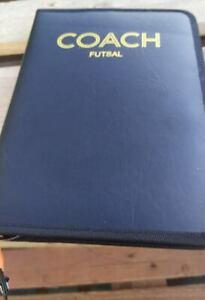 Portable Magnetic Soccer FUTSAL Tactical Board Guidance Training Aid Coaching