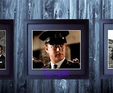 Tom Hanks The Green Mile SIGNED FRAMED AUTOGRAPHED 10x8 REPRO PHOTO PRINT