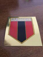 FIGURINE CALCIATORI EDIS 1983 84 1984 - 107 Foggia scudetto