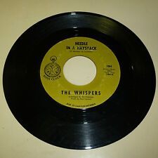 NORTHERN SOUL 45RPM RECORD - THE WHISPERS - SOUL CLOCK 1004