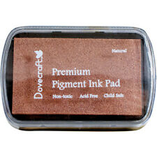 Dovecraft Premium Pigment Ink Pad - Natural