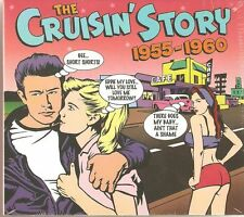 THE CRUISIN' STORY 1955 - 1960 - 3 CD BOX SET