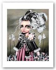 FANTASY ART PRINT Redemption Angelina Wrona 12x5