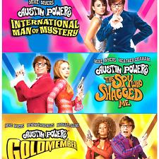 Austin Powers Triple Feature (International Man of Mystery / The Spy Who Shag.