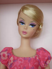 Silkstone Barbie Fashionably Floral 2015 MIB lovely