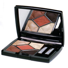 Dior Brown Gold Eyeshadow Palette Smokey 5 Colours 767 Inflame - Damaged Box