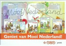 Nederland 2719 2(!!) x verzamelvelletje Mooi Nederland 2010 in envelop