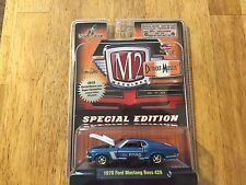 M2 Machines 1970 Ford Mustang Boss 429 Detroit Muscle 1 of 492