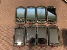 New listing Bulk (8) Casio G'zOne Commando C771 - 1Gb - Black (Verizon) Smartphone