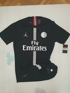 Maillot PSG (joueur) Jordan Home - 2018/2019 stock pro / player issue