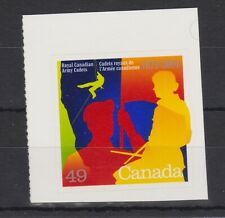 CANADA MNH STAMP SET 2004 ROYAL CANADIAN ARMY CADETS SG 2265
