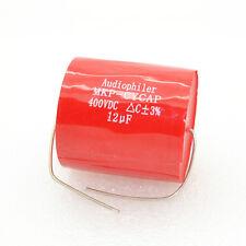 1pcs MKP-kondensotor 3% MKP CYCAP 12uf 400v Tubular Audio Capacitor-4357