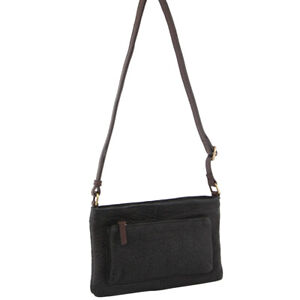 NEW Pierre Cardin Bubble Leather Ladies 2-tone Cross-body Sling Bag (PC 3285)