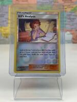 SHIPS SAME DAY Pokemon Card NM Bill's Analysis 51/68 Rev Holo Trainer Supporter