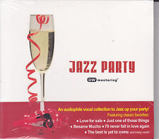 """Jazz Party"" DW Mastering 24bit / 96KHz Audiophile Vocal CD Brand New Sealed"