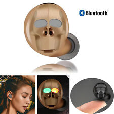 Luxury Bluetooth Headset V4.1 Stereo Earbud for Samsung S9 Plus S7 Nokia Moto Lg
