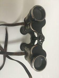 WWII German 6x30 Dienstglas Binoculars