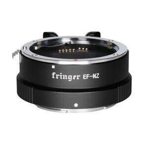 Fringer EF-NZ  Auto Focus Lens Adapter Canon EF EF-S to Nikon Z Z6 Z7 Z50 camera