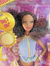 Mattel Barbie So in Style Trichelle Doll and Fashion Gift Box shows some wear