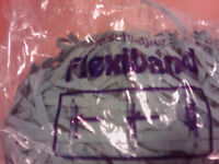 Flexiband (240X6 mm) Greffe fruitier/Rosier 20 bandelettes