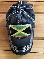 Jamaica 🇯🇲 Flag 1962- Strapback Baseball cap - Surf Classic
