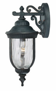 Savoy House #5-60321-186 One Light Wall Lantern Castlemain Collection Black