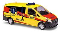 Busch 51115 - 1/87 / H0 Mercedes-Benz Vito - Ambulanz - Neu