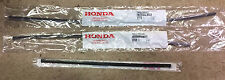 Genuine OEM Honda Odyssey Wiper Rubber Insert Set Front and Rear 14 - 17 Inserts