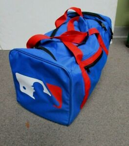 MLB LOGO DODGERS CUBS PRO BAG EQUIPMENT BAG (Rare)