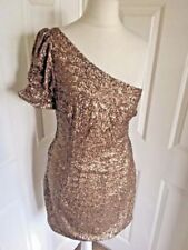 New Look One Shoulder Dresses for Women with Sequins