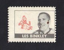 1969-70 OPC LES BINKLEY #3 STAMPS (REF 10745)