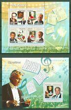 Africa Guinea Bissau 2011 Miles Davis Musik Musiker Music Sänger Singer ** Mnh Music