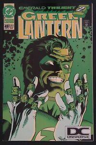 Green Lantern #49 1994 DC Universe comics variant Kyle Rayner HBO Max Series