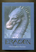 ERAGON, Inheritance Book One by Christopher Paolini - 2003 3rd Printing in DJ