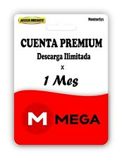 MEGA NZ Unlimited Account - 30 days - Fast Delivery
