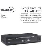 Décodeur FRANSAT - Terbox HD - METRONIC 441663 - TNT satellite