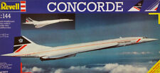 Concorde Air France British Airways Revell 1/144 Scale